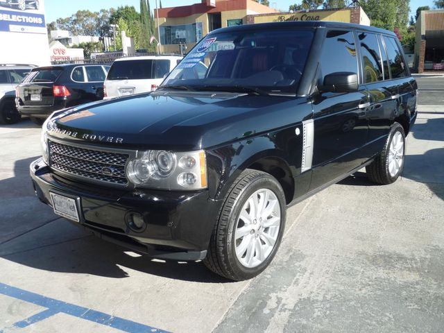 2008 Land Rover Range Rover SUPER CHARGED Looking for a stylish and sporty SUV This 2008 Range Ro