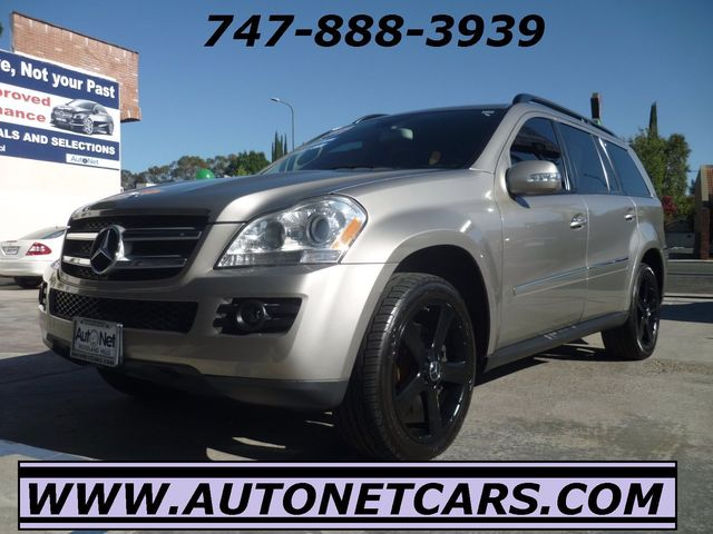 2007 Mercedes GL450 3ROW SEATS FAMILY SPECIAL Are you looking for a GORGEOUS comfortable car Then