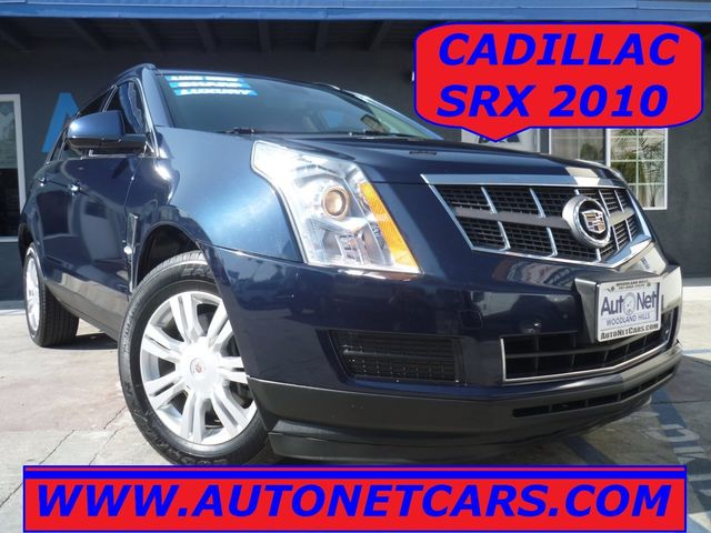 2010 Cadillac SRX LIKE NEW EZ FINANCING This 2010 Cadillac SRX is a beautiful SUV Navy on Gray l