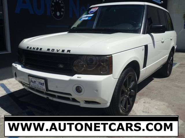 2007 Land Rover Range Rover SUPERCHARGED WHITE BEAUTY This 07 Range Rover is Supercharged with All