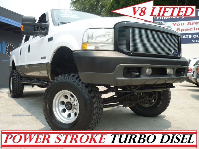 2004 Ford Super Duty F-250 Lariat xlt 4X4 LIFTED DIESEL This 2004 Ford F-250 Lariat XLT Super cab