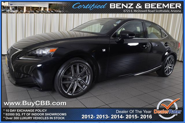 Used 2014 Lexus IS 350, $35500
