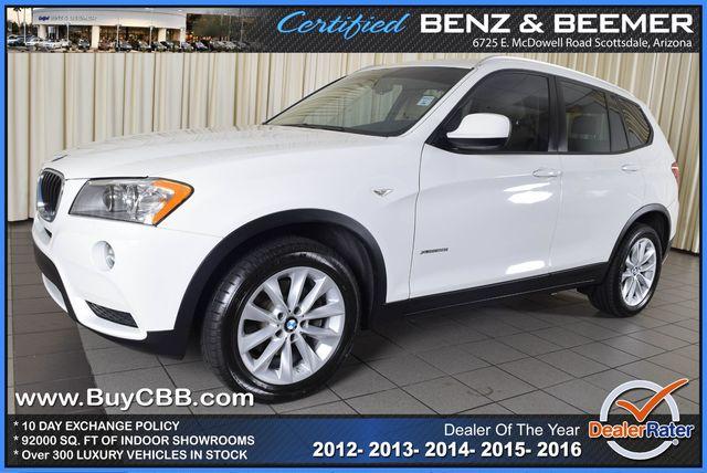 Used 2013 BMW X3, $22500
