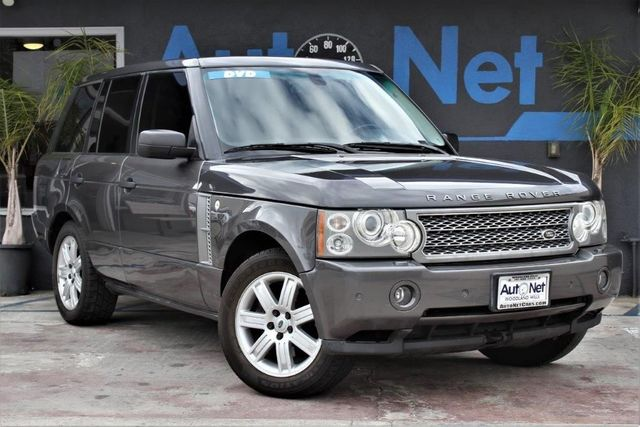 2006 Land Rover Range Rover HSE Nice This 06 Range Rover is Full body HSE and ready to go Silver