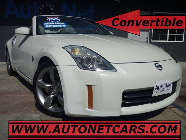 2006 Nissan 350Z GRAND TOURING Looking for a Nice and affordable Convertible Look no further Thi