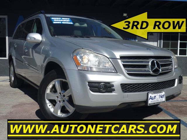 2007 Mercedes GL450 FAMILY SIZE EZ FINANCING All wheel drive and luxurious this Mercedes-Benz GL4