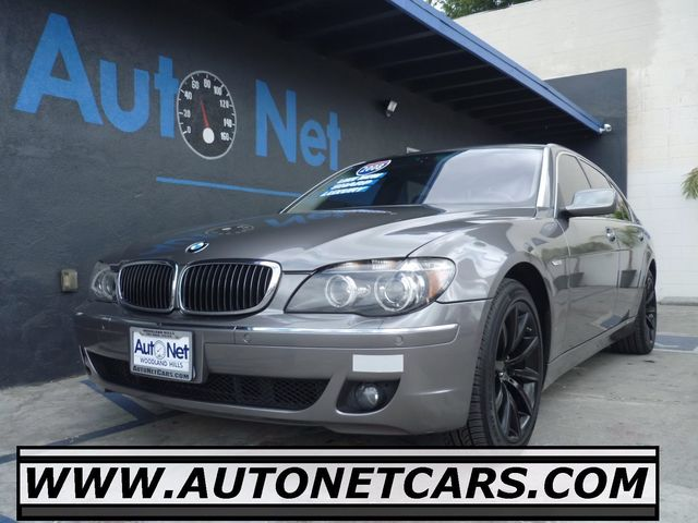 2008 BMW 750Li INDIVIDUAL COMPOSITION amp LOOK at this BMW 750Li is a true luxury car Nice colo