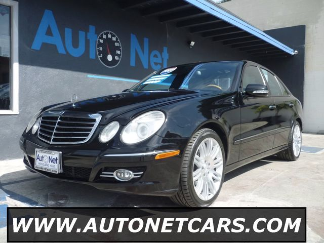 2007 Mercedes E550 55L Check out this Mercedes-Benz E550 W382-hp 55-liter V-8 premium This