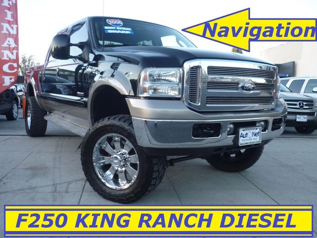 2006 Ford Super Duty F-250 King Ranch This 2006 Ford F-250 King Ranch Lariat Super duty crew cab i