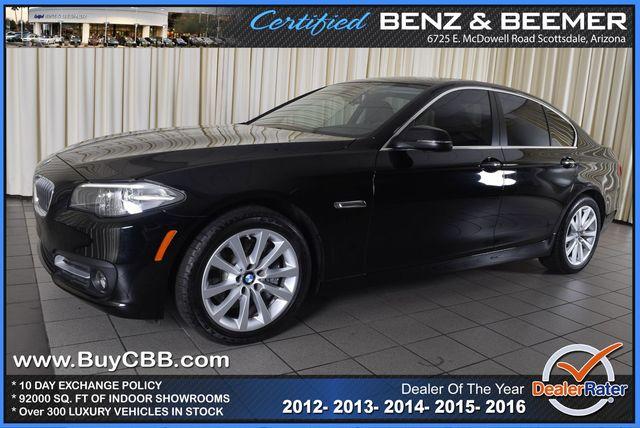 Used 2016 BMW 5 Series, $45500