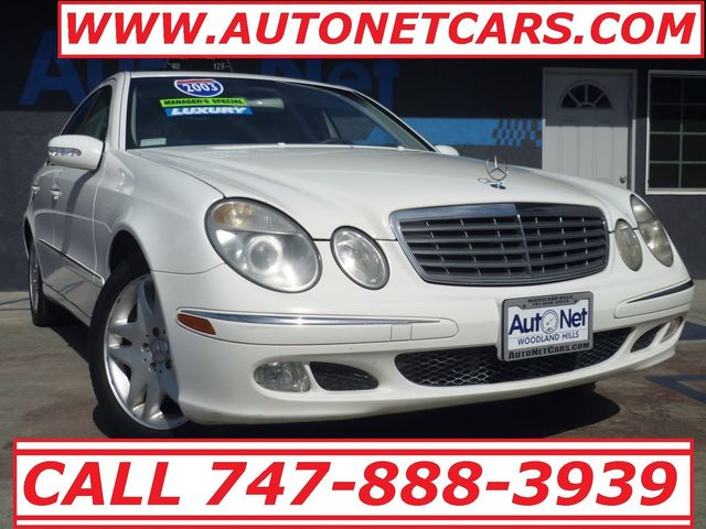 2003 Mercedes E320 32L This Mercedes-Benz E320 is the luxury vehicle for you It has a very nice