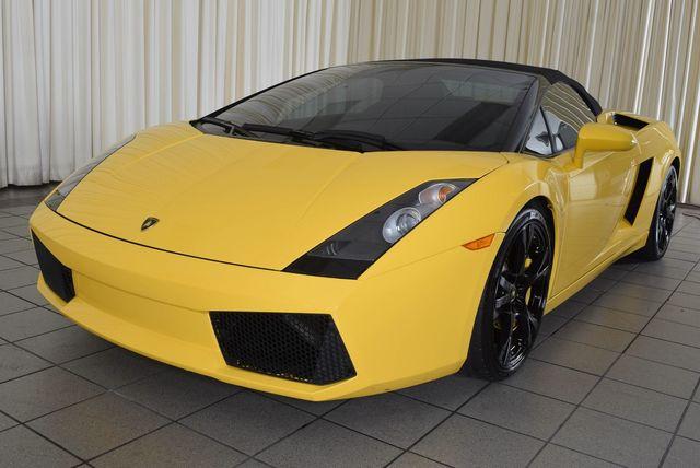 Used 2007 Lamborghini Gallardo, $99000