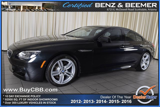 Used 2014 BMW 6 Series, $39000