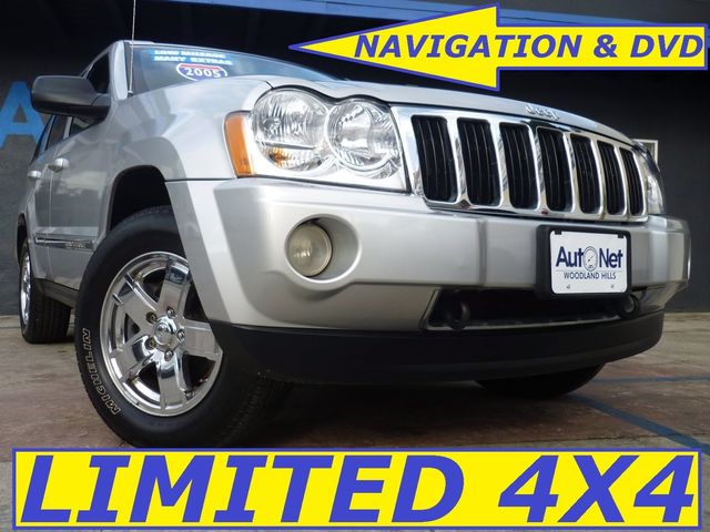 2005 Jeep Grand Cherokee LIMITED 4X4 HEMI WOW This 2005 JEEP Grand Cherokee Limited 4X4 equipped