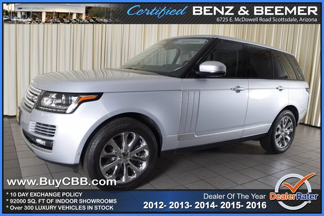 Used 2014 Land Rover Range Rover, $61000