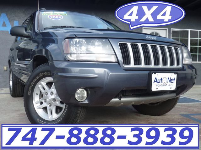 2004 Jeep Grand Cherokee LAREDO SPECIAL EDITION Whoa This Jeep Grand Cherokee Laredo Limited is 4