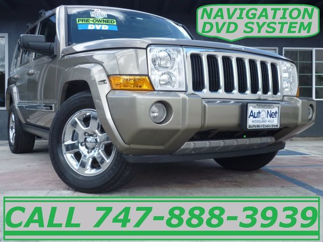 2006 Jeep Commander 4X4 Limited HEMI with 3RD ROW SEAT This Jeep Commander is in Excellent conditi