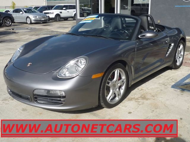 2005 Porsche Boxster S This Porsche Boxster S Convertible will give you a truly amazing driving ex