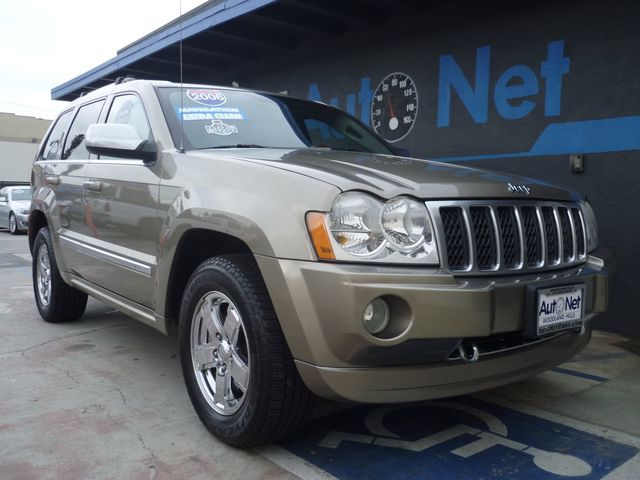 2006 jeep grand cherokee overland hemi 1owner cars and vehicles woodland hills ca. Black Bedroom Furniture Sets. Home Design Ideas