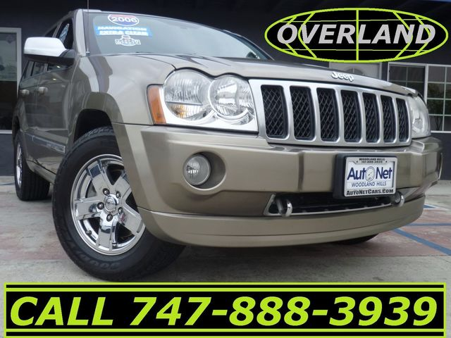 2006 Jeep Grand Cherokee Overland HEMI 1owner Looking for a reliable JEEP Look no further This J