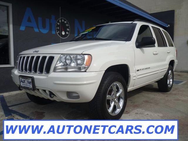 2002 Jeep Grand Cherokee Limited 4X4 This Jeep Grand Cherokee Limited is an awesome 1 Owner SUV I