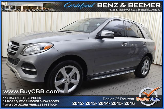 Used 2016 Mercedes-Benz GLE, $44000