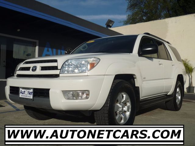 2004 Toyota 4Runner SR5 Here is what you where looking for TOYOTA 4Runner SR5 an SUV thats both f