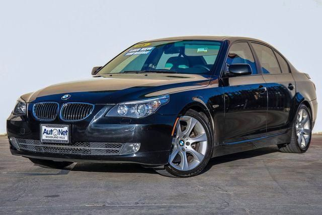 2008 BMW 535I SPORT PKG LOW MILES, NAVIGATION
