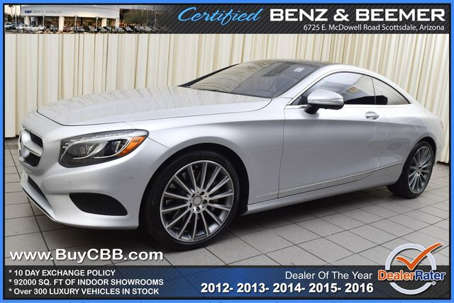 Used 2016 Mercedes-Benz S-Class, $103000