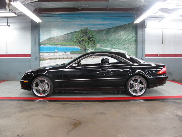 2003 mercedes benz cl500 used mercedes benz cl for Used mercedes benz for sale in california