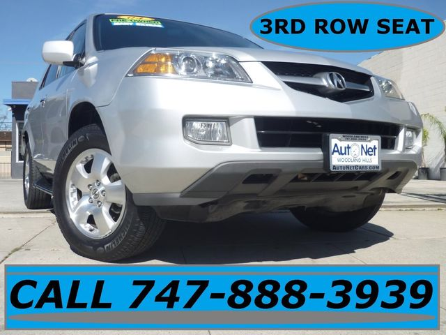2004 Acura MDX AWD 3RD ROW SEAT AND NAVIGATION LOOK AT THIS This Acura MDX Touring is a gem All-
