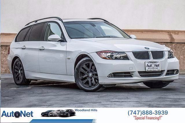 2007 BMW 328iT WAGON PREMIUM GIANT SALES This 07 BMW 328 IT WAGON is quite a catch White on Be