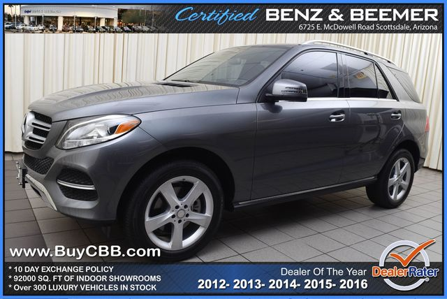 Used 2017 Mercedes-Benz GLE, $51000