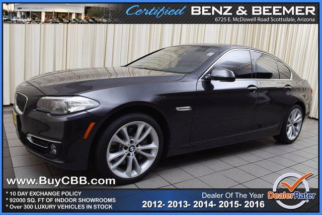Used 2014 BMW 5 Series , $27000