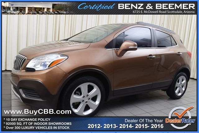 Used 2016 Buick Encore, $18000