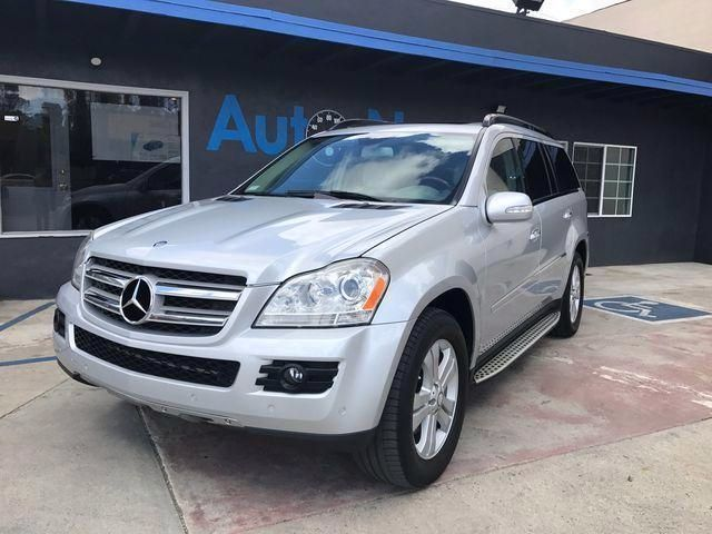 2008 Mercedes GL450 46L ONE OWNER amp DUAL DV Here is the luxurious GL you been waiting for Th