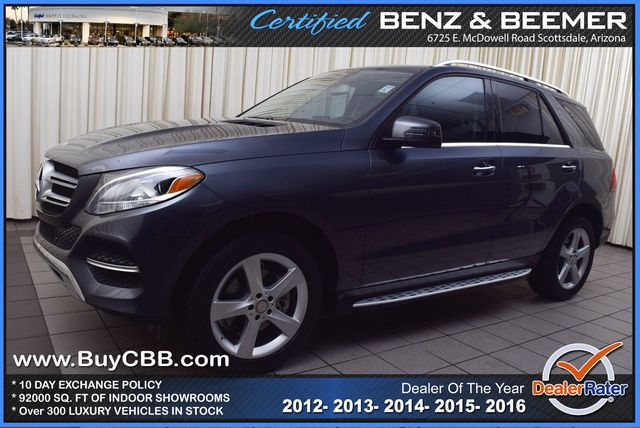 Used 2016 Mercedes-Benz GLE, $47000