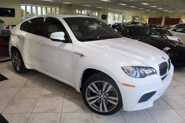 2011 BMW X6 M CARFAX CERTIFIED LOW MILES NAVIGATION REAR SEAT ENTERTAINMENT M SPORT PADD