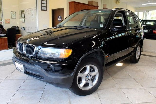 2002 BMW X5 30i 30i CARFAX CERTIFIED ONE OWNER SUPER CLEAN BLUETOOTH MOON ROOF AM  F