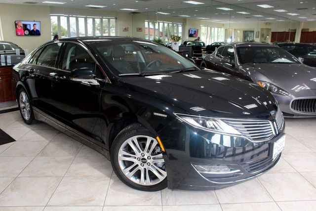 2014 Lincoln MKZ Hybrid CARFAX CERTIFIED ONE OWNER KEY LESS ENTRY KEY LESS GO NAVIGATION