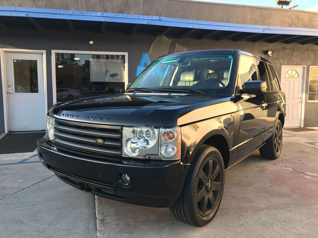 2005 Land Rover Range Rover AWD HSE WESTMINSTER Nice This 05 Range Rover is Full body HSE and rea