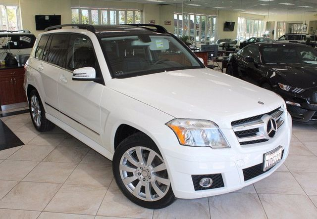 2010 Mercedes GLK-Class GLK350 4MATIC CARFAX CERTIFIED KEY LESS ENTRY KEY LESS GO BLUETOOTH