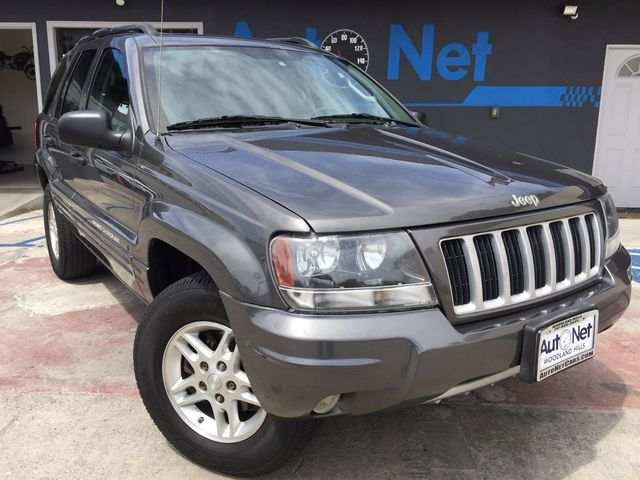 2004 Jeep Grand Cherokee 4X4 Laredo LIMITED SPECIAL EDETION Whoa This Jeep Grand Cherokee Limite