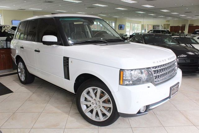 2011 Land Rover Range Rover SC CARFAX CERTIFIED SUPERCHARGED KEY LESS ENTRY KEY LESS START