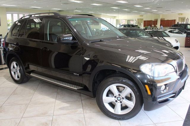 2008 BMW X5 30si CARFAX CERTIFIED KEY LESS ENTRY KEY LESS GO NAVIGATION BLUETOOTH BACK-