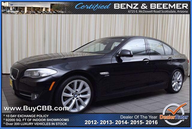 Used 2011 BMW 5 Series , $16000