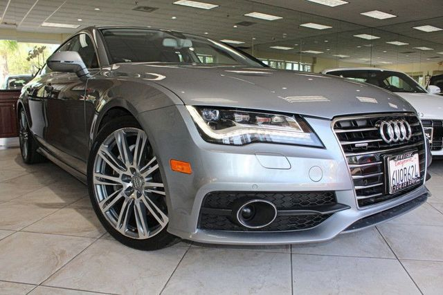 2012 Audi A7 30 Prestige CARFAX CERTIFIED ONE OWNER FULLY LOADED KEY LESS ENTRY KEY LESS