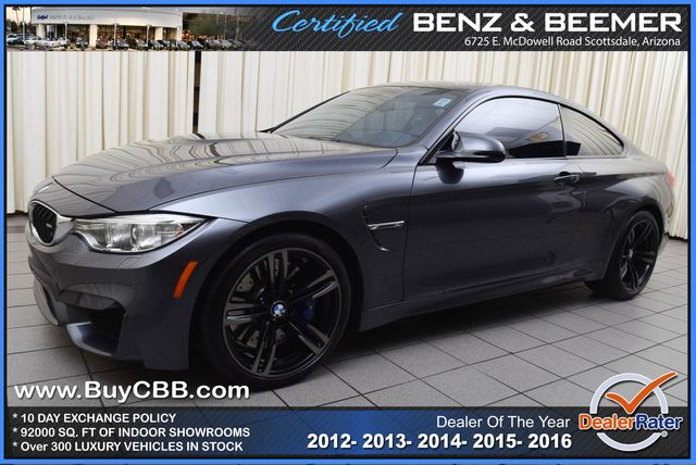 Used 2016 BMW M4, $62000