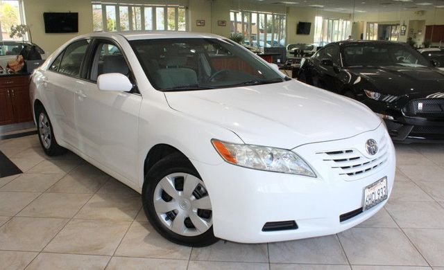2009 Toyota Camry LE CARFAX CERTIFIED TWO OWNERS CALIFORNIA CAR SUPER CLEAN BLUETOOTH WIRE