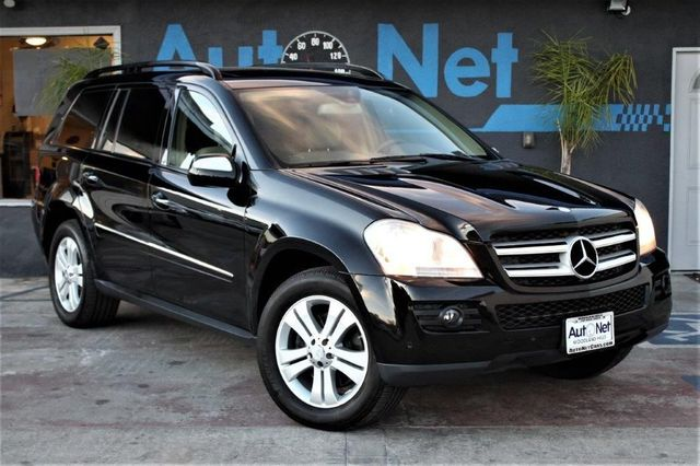 2009 Mercedes GL450 46L NAVIGATION amp BACKUP This 2009 GL450 is a true beauty Obsidian black